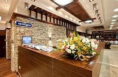recepcion hotel bulgaria