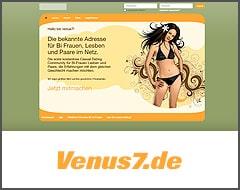Venus7 - Startseite