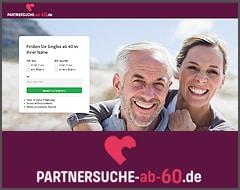 Partnersuche ab 60