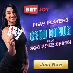 BETJOY Casino Review: CLOSED!