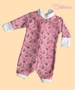 The Tailoress PDF Sewing Patterns - **PATTERN TESTERS** Kendall Inescapable Romper