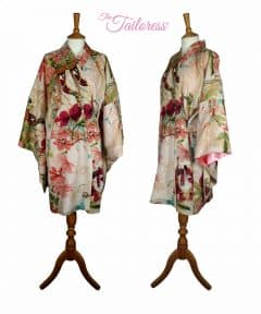 The Tailoress PDF Sewing Patterns - New Kimono Design