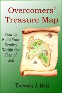 Overcomers' Treasure Map
