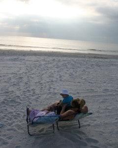 breastfeeding while traveling, madeira beach florida, gulf coast with kids, florida gulf coast, madeira beach, gulf coast with babies