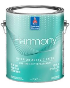 sherwin williams harmony paint can