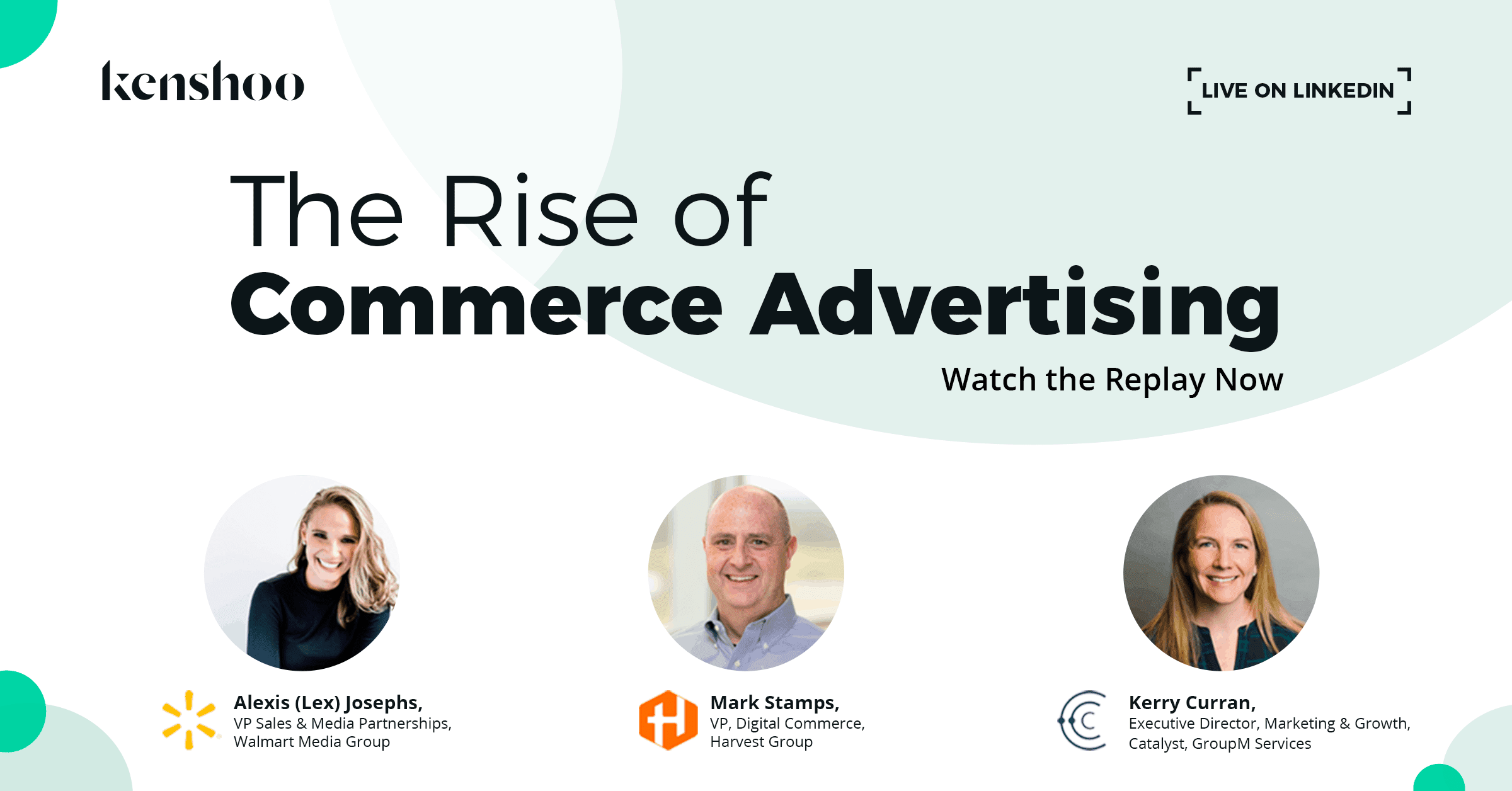 commerce advertising event