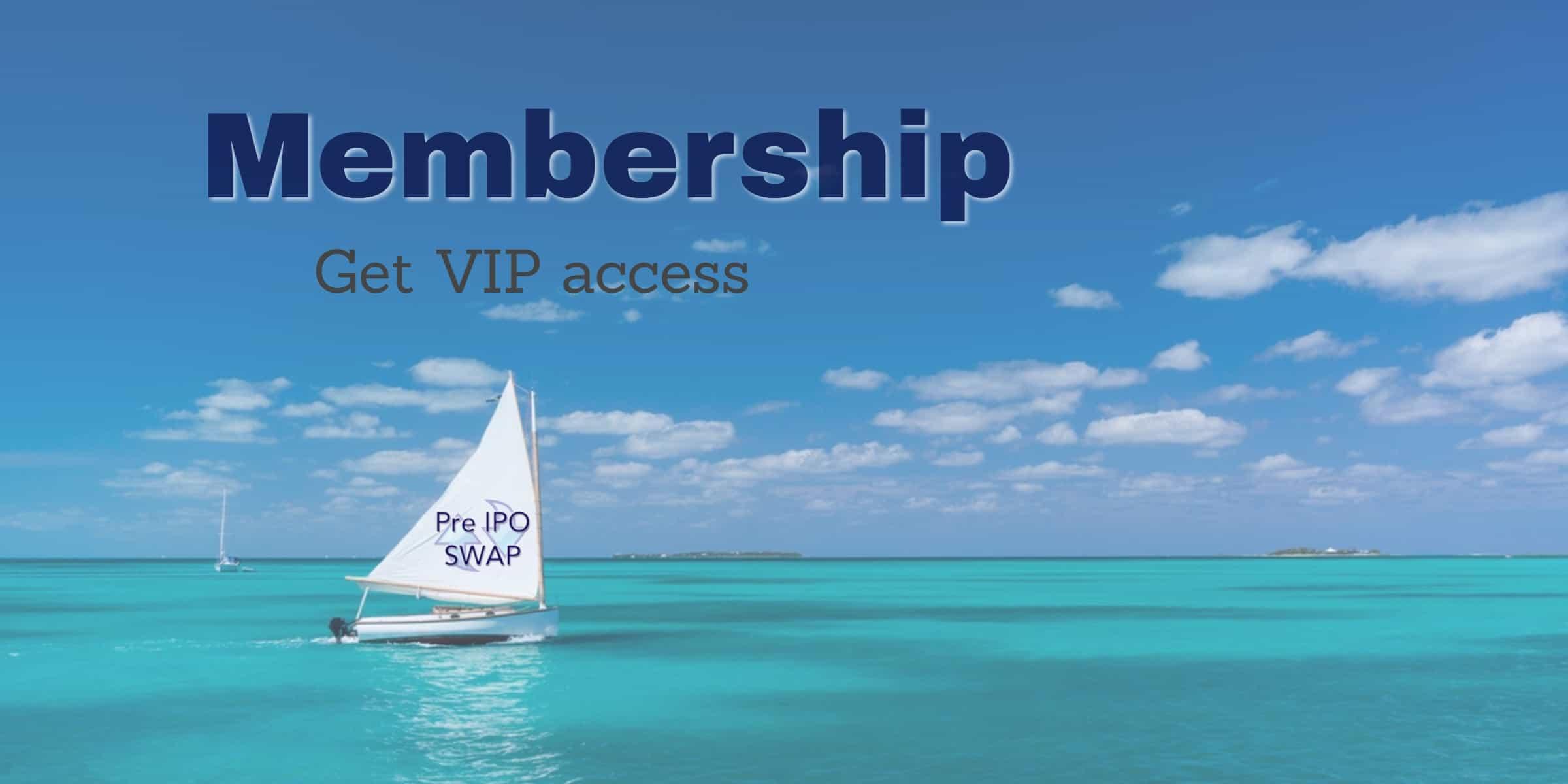 PreIPO-Membership