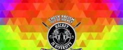 Hockey is Diversity Background