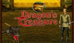 dragons treasure merkur spiele logo