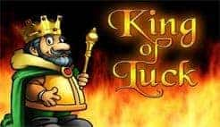 King of Luck Merkur Spiele Logo