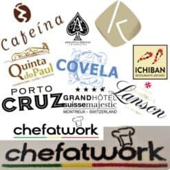 bordar logotipo