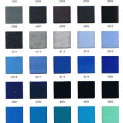 Polar Blanket color codes