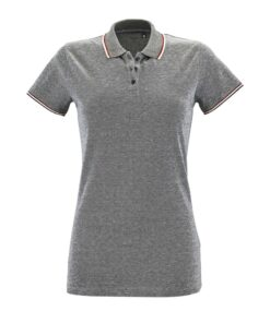 Paname grey women´s polo