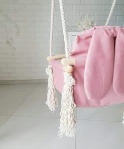 Hangschommel Miii Mi Pink