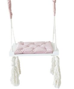Junior schommel Powder pink Miiimi