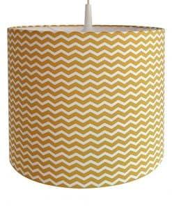 Lamp basic Zigzag oker geel_ANNIdesign S02