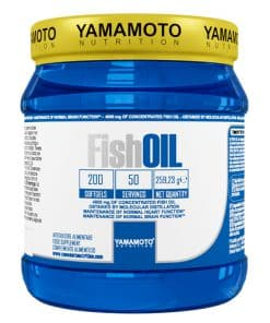 FISH OIL 200 softgels