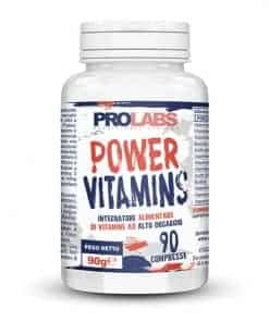 POWER VITAMINS 90 COMPRESSE
