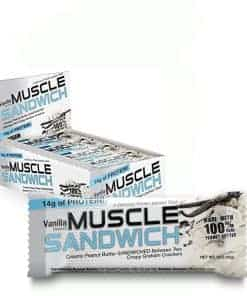 Muscle Sandwich Bar Vanilla