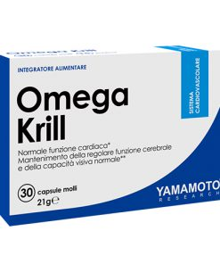 OMEGA KRILL 30 softgels