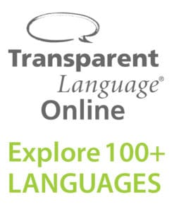 Transparent Languages Online Courses