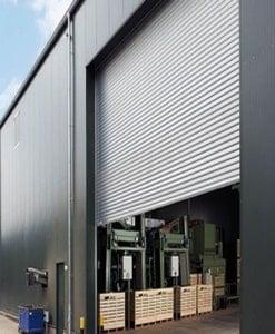 Cửa cuốn thép siêu trường ST100 Austdoor