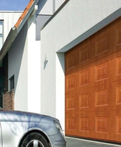 Cửa cuốn garage Austdoor