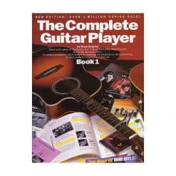 Complete Guitar Player Book 1 NEW Edition