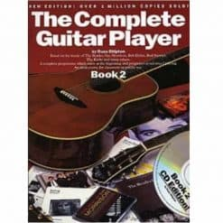 Complete Guitar Player Book 2 & Cd