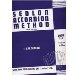 Sedlon Accordion Method 1A: Accordion