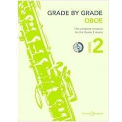 Grade by Grade Oboe Grade 2