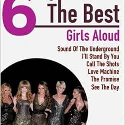6 Of The Best: Girls Aloud (Piano/Voice/Guitar)