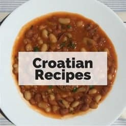 croatian recipes