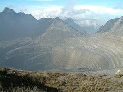 Grasberg-Mine