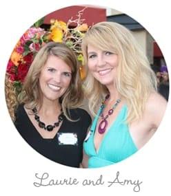 Laurie Turk & Amy Locurto | Tip Junkie | Living Locurto | Bloggers