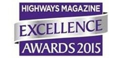 Highways Magazine excellence awards 2015