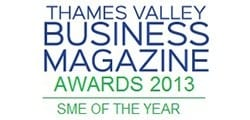 Thames Valley Business Magazine Awards 2013 SME of the year