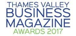 Thames Valley Business Magazine Awards 2017