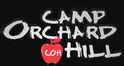 Camp Orchard Hill, Dallas, PA Logo