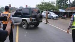 Tak Ikuti Aturan Penyekatan Kendaraan Dipaksa Diputar Balik