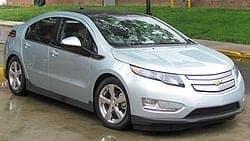 Chevrolet Volt Auto Transport