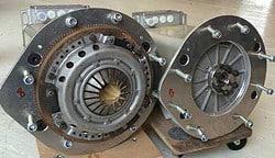Two Siemens motors