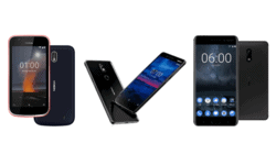 Nokia Launches Three New Smartphones in Nepal