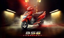 Honda Grazia 125 BS6 Launched in Nepal: New Changes, New Price!