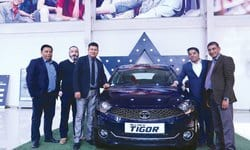 All-New TATA Tigor in Nepal; Price Starts at Rs. 27.55 Lakhs