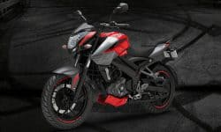 Bajaj Pulsar NS 200, with Single-Channel ABS and FI Engine, Launched in Nepal