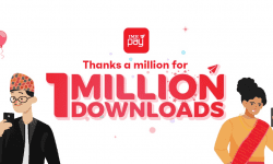 IME Pay Celebrates 1 Million Downloads on PlayStore with A Giveaway
