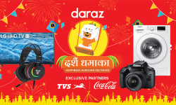 Best Electronic Deals on Daraz Dashain Dhamaka Offer: Discount Vouchers & More!