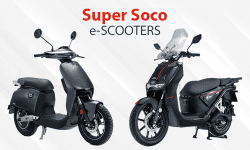 Super Soco Electric Scooters Price in Nepal: Features and Specs