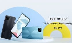 Realme C21 with Helio G35 Launched; Expected to Arrive Soon in Nepal